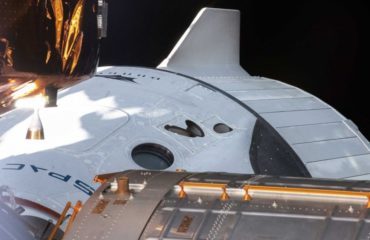SpaceX Crew Dragon spacecraft put through its paces at orbital space station