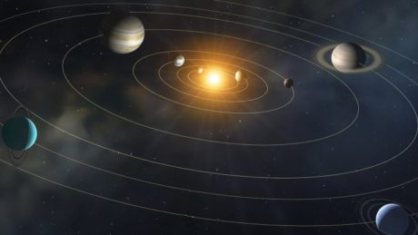 Astronomers Have Located The Centre of The Solar System to Within 100 Metres