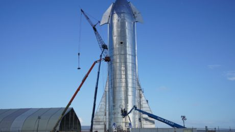 Starship SN5 completes engine test – short, low-altitude flight test to follow 'soon' says Elon Musk