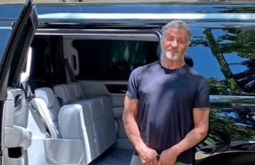 Sylvester Stallone Is Selling His Customized, Brand New Cadillac Escalade ESV