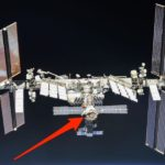 NASA narrows source of leak on the space station to 2 areas