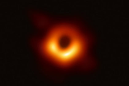 Black Hole From Iconic Image Appears to Be Wobbling