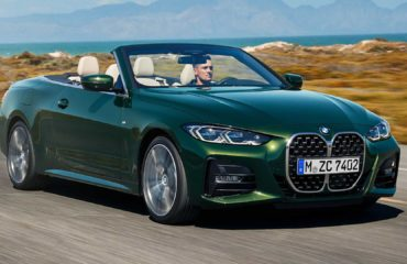 2021 BMW 4 Series Convertible Goes Soft, Debuts Without Folding Hardtop
